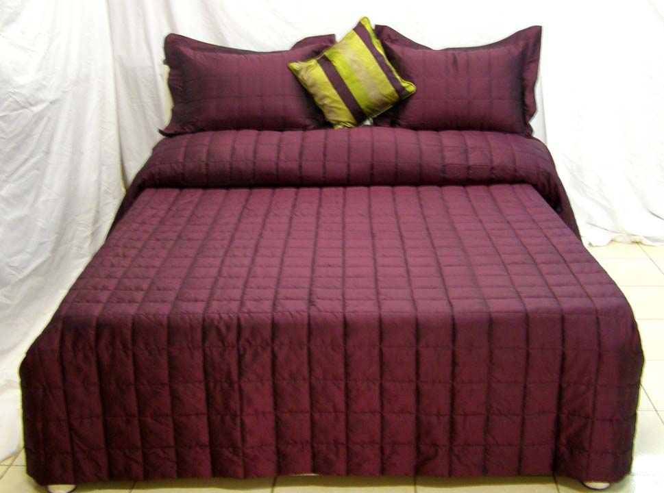Programmes : quilted bed cover - Adamdwight.com
